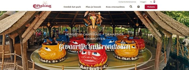 Efteling Monsieur Cannibale
