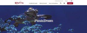 Efteling Pandadroom